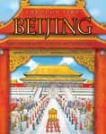 The cover of Beijing Through Time
