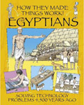 The Cover of IHow they Made Things Work Egyptians
