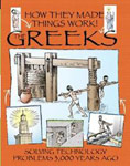 The Cover of How they Made Things Work Greeks