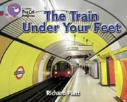 The cover of The Train Under Your Feet